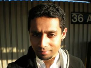 Deepak Unnikrishnan, writer