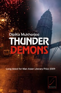 Thunder Demons, cover
