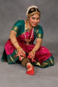 Madhavi Reddi, dancer