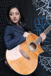 Malini D. Sur, singer-songwriter