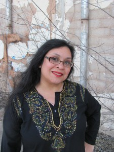 Mina Khan, author