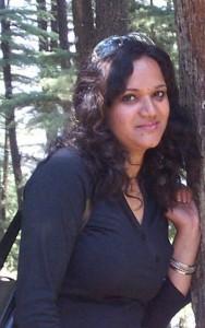 Parul Kaushik, writer