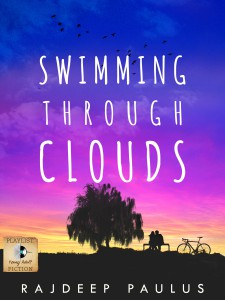 Swimming Through Clouds, cover