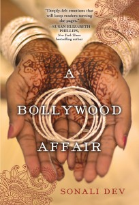 A Bollywood Affair, cover