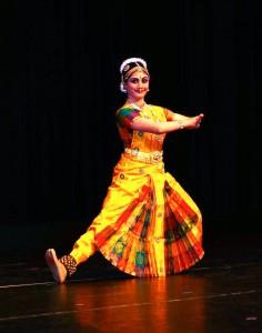 Sutikshna Veeravalli, dancer