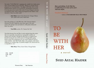 To Be With Her, cover