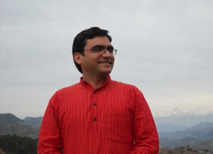 Vivek Sharma, poet