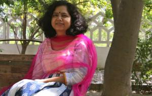 Anu Singh Chaudhary, author