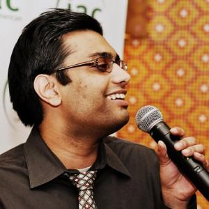 Prateek Srivastava, comedian
